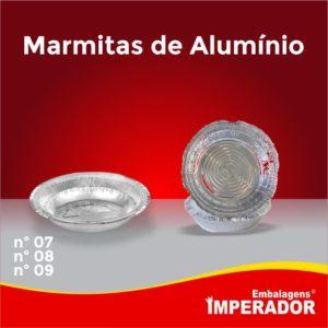 22.09.2018 - marmitas aluminio