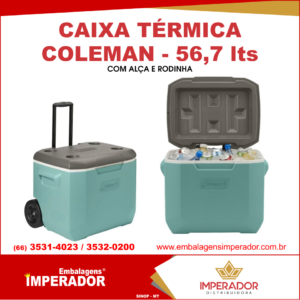 CAIXA TERMICA 56 LTS
