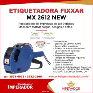 ETIQUETADORA 2612