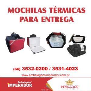 MOCHILAS DE ENTREGA