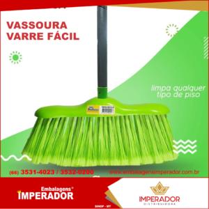 VASSOURA FACIL