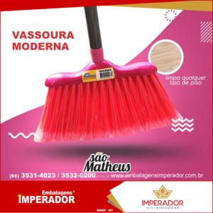 VASSOURA MODERNA