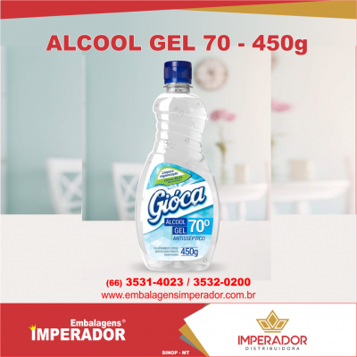 ALCOOL GIOCA - MATRIZ