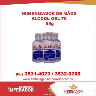 ALCOOL WATH - MATRIZ