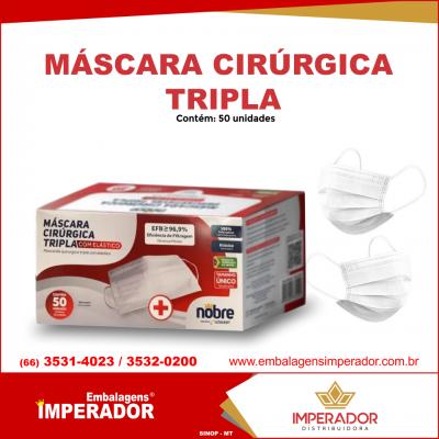 MASCARA CIRURGICA