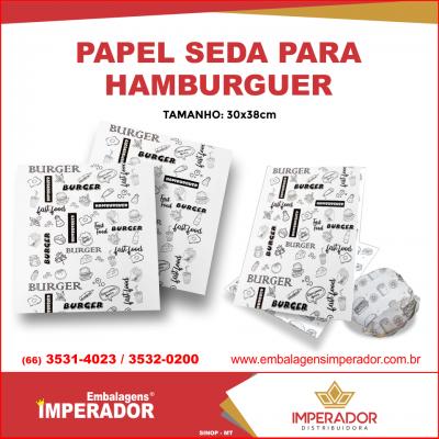 PAPEL HAMBURGUER