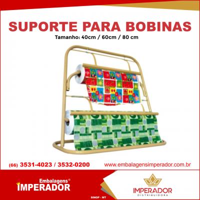 SUPORTE BOBINAS